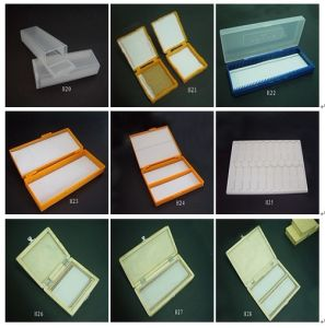 Laboratory Consumable Microscope Box for Slide (H20-H28) pictures & photos