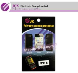 Screen Protector for iPhone 5/P