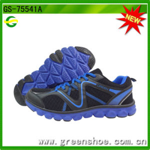 New Arrival Men′s Sport Running Jogging Shoes pictures & photos