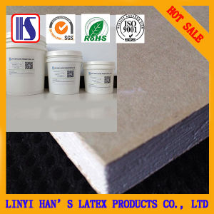 Water-Based White Liquid Gypsum Board Adhesive for PVC Film