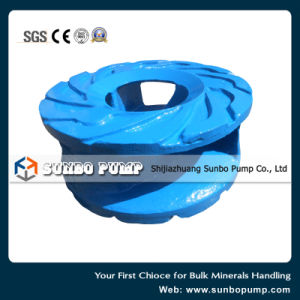 High Chrome Mud Slurry Pump Part Impeller pictures & photos