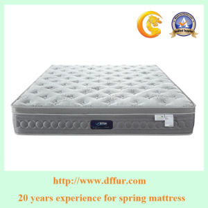 Memory Foam Mattress Pocket Spring Mattress-R27 pictures & photos