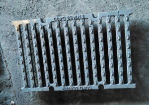 Cast Iron En124 Manhole Covers with Square Frame pictures & photos