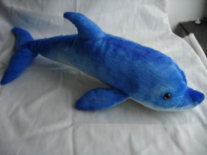 Lovely Promotional Plush Toy Dolphine pictures & photos