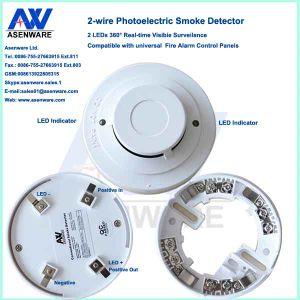 OEM Ecomonical Fire Smoke Sensor (AW-CSD311) pictures & photos