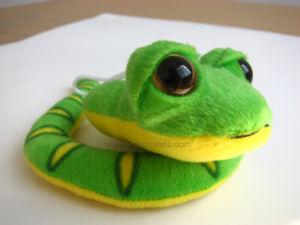 Custom Logo Lovely Plush Toy Snake pictures & photos