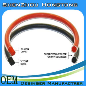 PTFE Coated O-Ring, Inner Core NBR Rubber pictures & photos