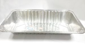 5000ml Oversized Aluminum Foil Container for Disposable Barbecue Grill