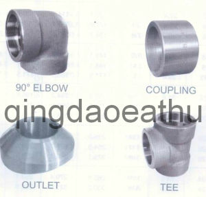 Forged Steel Npt and Sw Pipe Fittings pictures & photos