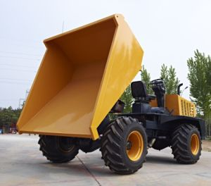 2.0ton Site Dumper Truck for Sale pictures & photos