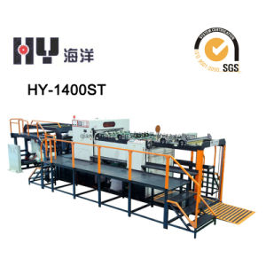 Fully Automatic High-Speed Roll Slittingmachine (HY-1400ST)