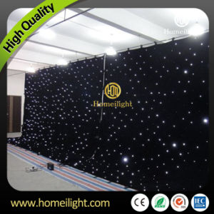 4 * 6 M Fireproof Twinkling LED Star Curtain for Wedding Party Eevnts Stage Backdrop pictures & photos