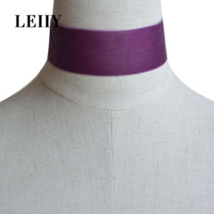 Punk Stylish Collar Multicolored Velvet Choker Necklaces pictures & photos