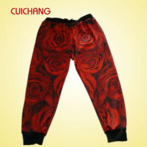 Wholesale Custom Sublimation Jogger Pants Manufactures pictures & photos