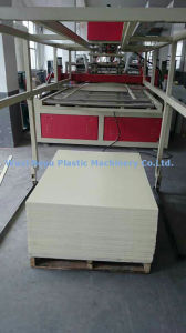 PVC Foam Floor Extrusion Line