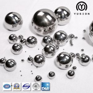 """Yusion 3/16""""-6′ (4.7625mm-150mm) AISI52100 Steel Ball (G10-G600) pictures & photos"""