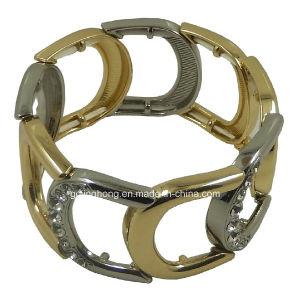 Zinc Alloy Dicasting Assemble Buckle Bracelet pictures & photos