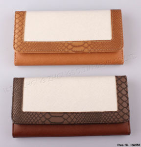 Hot Sale New Fashion Leather Wallet pictures & photos