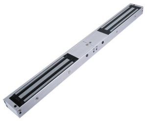 Surface Mount Maglock 700lbs (320KG) for for Double Outswinging Doors pictures & photos