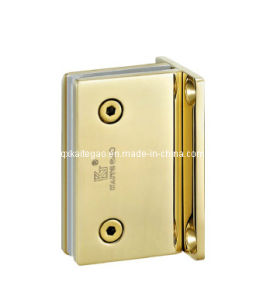 (KTG-1001) PVD Glass Hinge/ Glass Door Hinge pictures & photos