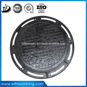 En124 A15 B125 C250 D400 Ggg50 Manhole Covers From China Foundry pictures & photos