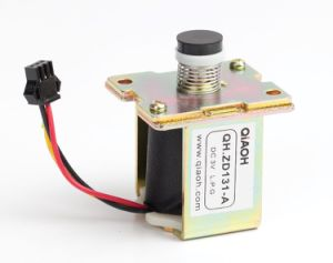5L Self-Suction Gas Solenoid Valve (ZD131)