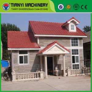 Convenient Movable Lightweight Wall Panel Steel Structure Prefab House pictures & photos