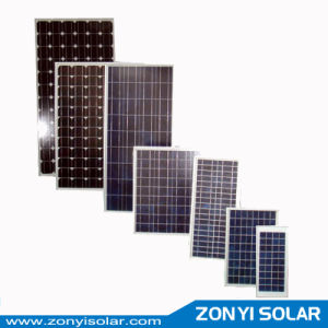 3W-5W-10W Monocrystalline Silicon Solar Panel pictures & photos