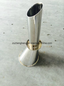 304, 316L Stainless Steel Filling Hopper pictures & photos