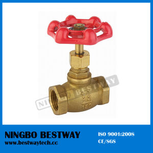 Forged Brass Stop Valve (BW-S08) pictures & photos