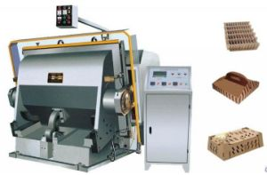 Carton Creasing and Die Cutting Machine pictures & photos