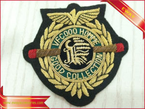 Clothing Embroidery Patch 3D Shirt Embroidery Patch pictures & photos