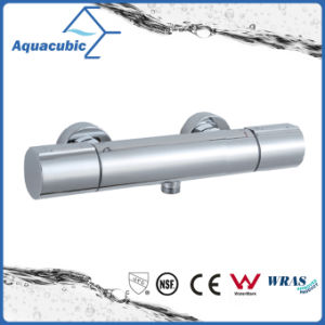 Bathroom Thermostatic Chromed Round Exposed Bar Mixer Shower Valve (AF7260-7) pictures & photos