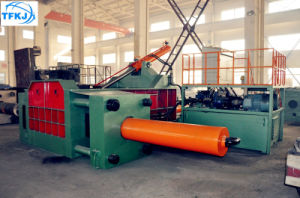 Hydraulic Scrap Metal Press Baler Y81 /F (factory and supplier) pictures & photos