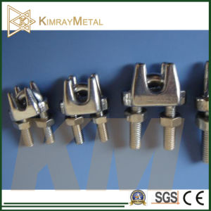 Stainless Steel JIS Type Wire Rope Clip pictures & photos