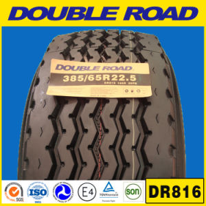 Heavy Duty Tire Trailer Tire Wide Tread Tyre pictures & photos