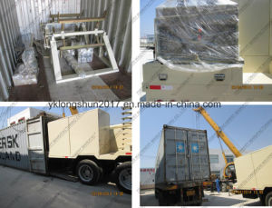 No Girder Arch Building Roll Forming Machine for Mexico pictures & photos