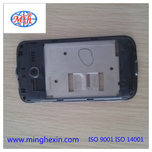 Black Plastic Mobile Phone Frame with ISO SGS