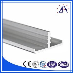 Manufacturer Anodized Frame Aluminium Profile- (BZ-034) pictures & photos