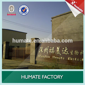 Potassium Humate Flakes with Highly Solubility pictures & photos