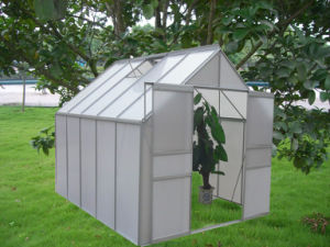 Agricultural Green House Aluminum Garden Greenhouse pictures & photos