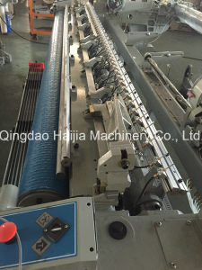 340cm Cam Air Jet Loom with Double Beam Cotton Fabric pictures & photos