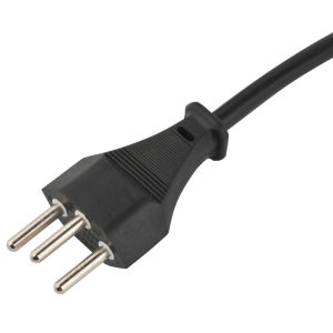 3-Pin Brazil Home Appliance Power Supply Cords pictures & photos