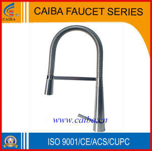 Good Selling 304 S. S Spring Kitchen Design Faucet/Mixer pictures & photos