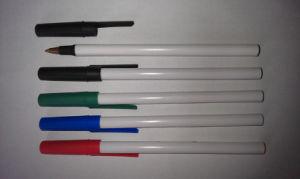 Cheap Plastic Ballpoint Pen for Promotional Ballpoint Pen pictures & photos