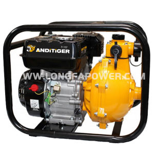Petrol High Pressure Water Transfer Pump for Fire Fighting Irrigation pictures & photos