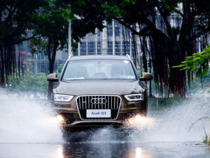 Electric Side Step/ Running Board for Audi Q7 Auto Accessory pictures & photos