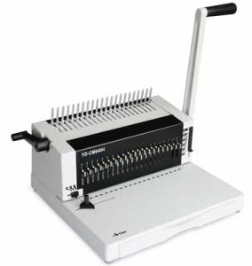 Heavy-Duty Comb Binding Machine YD-CM640H pictures & photos