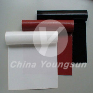 Silicone Coated Glass Fiber Cloth pictures & photos