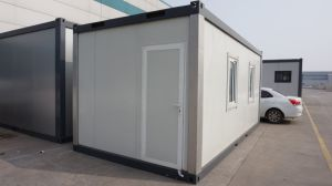 Good Quality Employee Accommodation Container House Prefab House pictures & photos